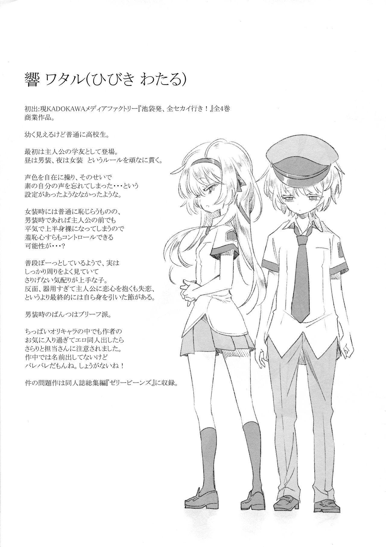Kamishiki 03 Chippai Collection 3