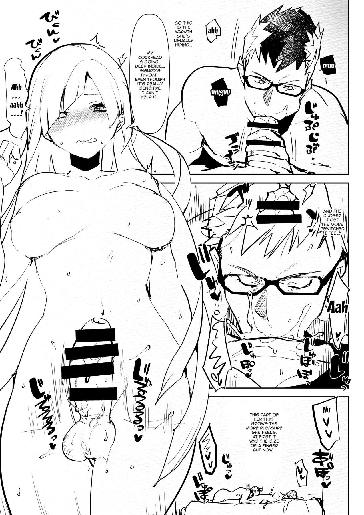 Brynhildr Fate Hentai