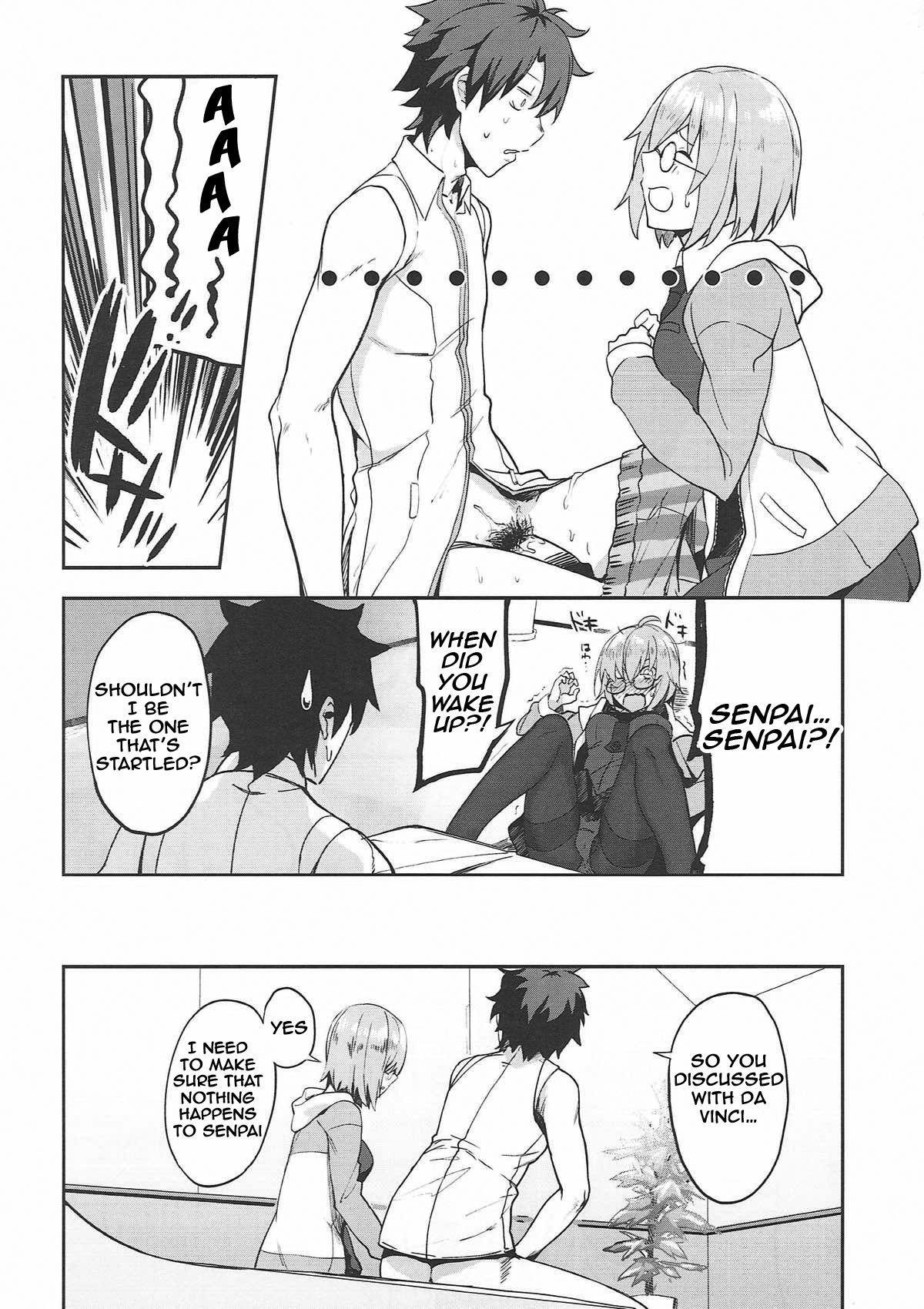 Otsukare-sama desu Senpai Hon 9