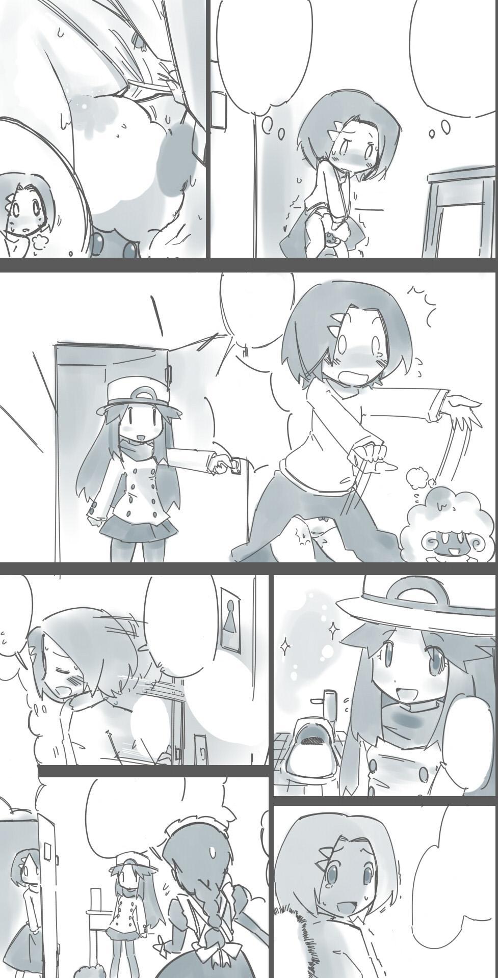 Pokémon - Aroma Lady Desperation 14