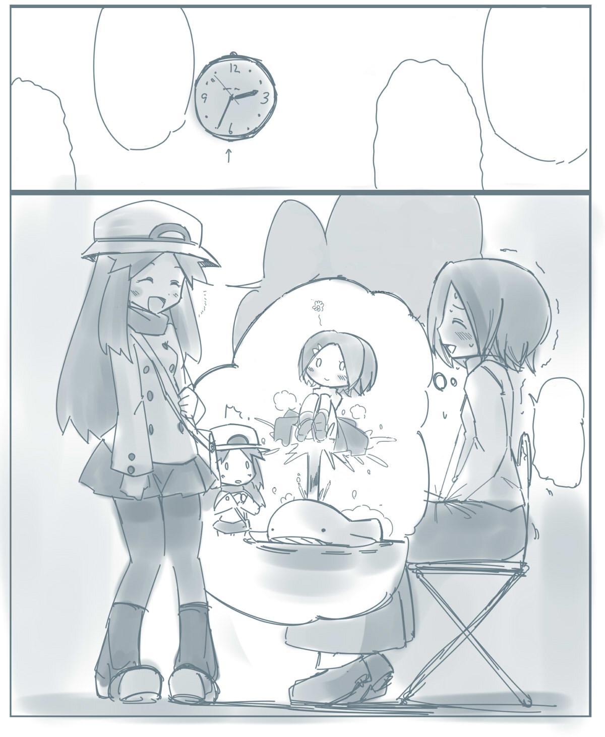 Pokémon - Aroma Lady Desperation 7
