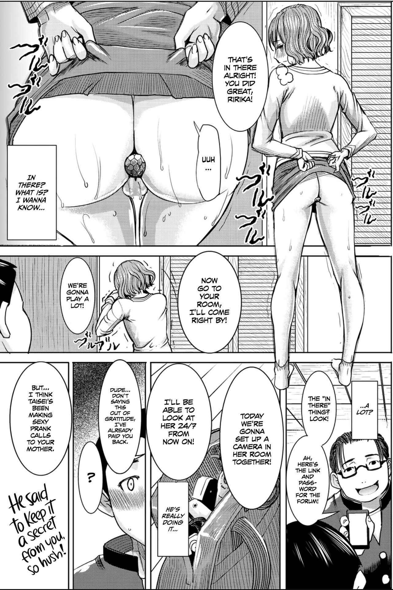 Boku no Kazoku o Sarashimasu Ch. 2   Exposing my Family Ch. 2 24