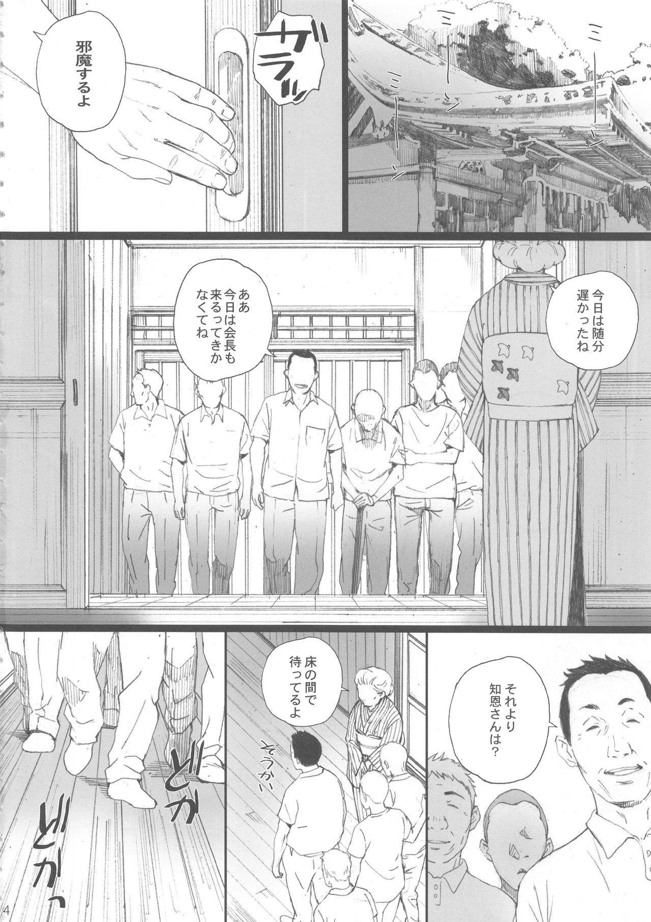 Chion-san, Neko ga Mitemasu yo. 2