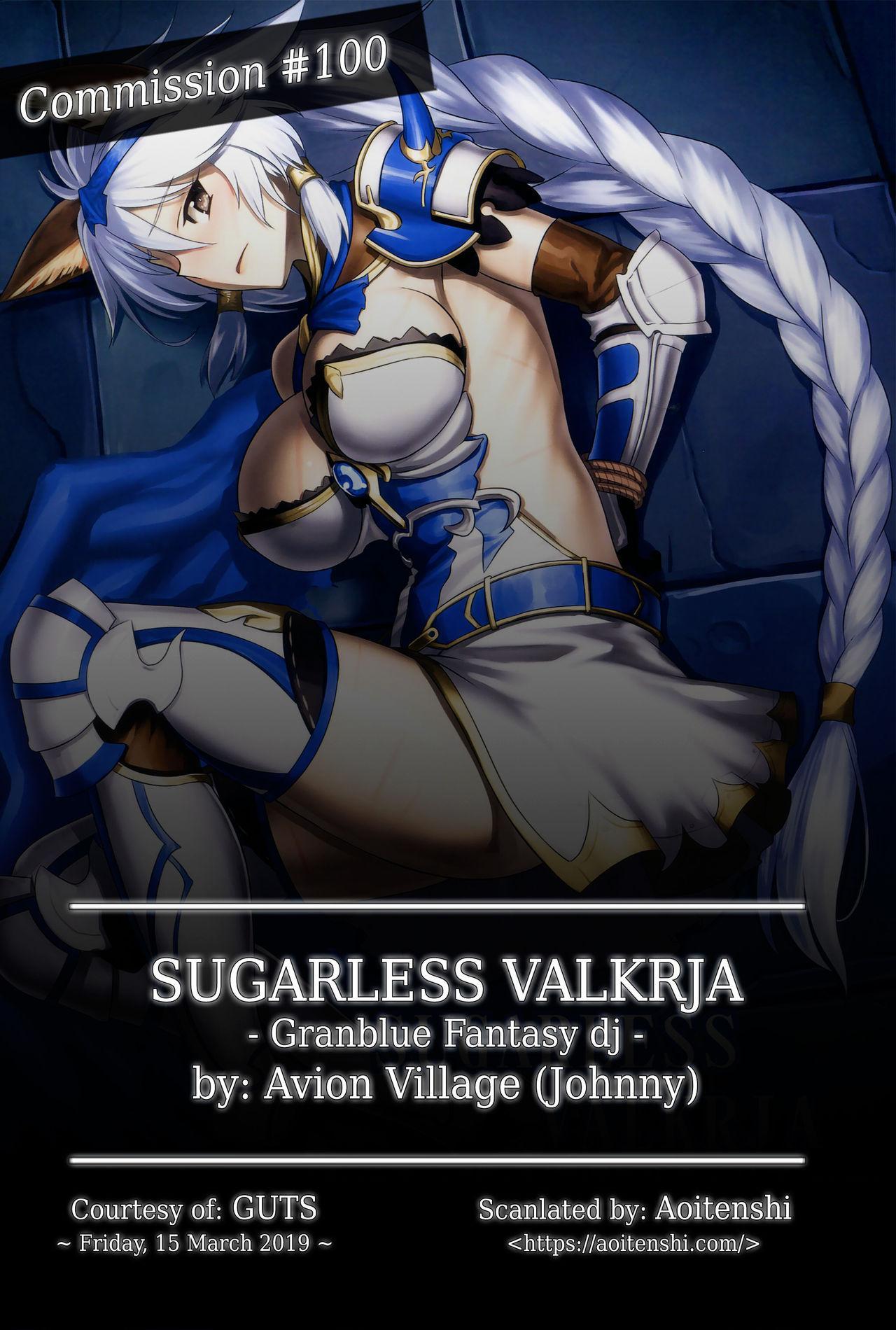 SUGARLESS VALKRJA 1