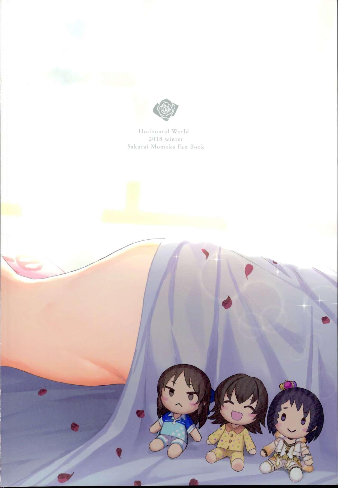 Momoiro Quartet x Quartet 124