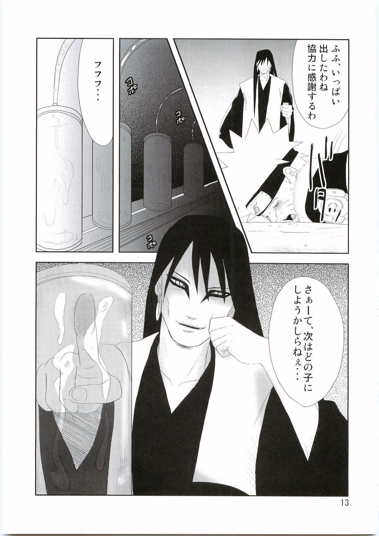Shinobi no Kokoroe 13