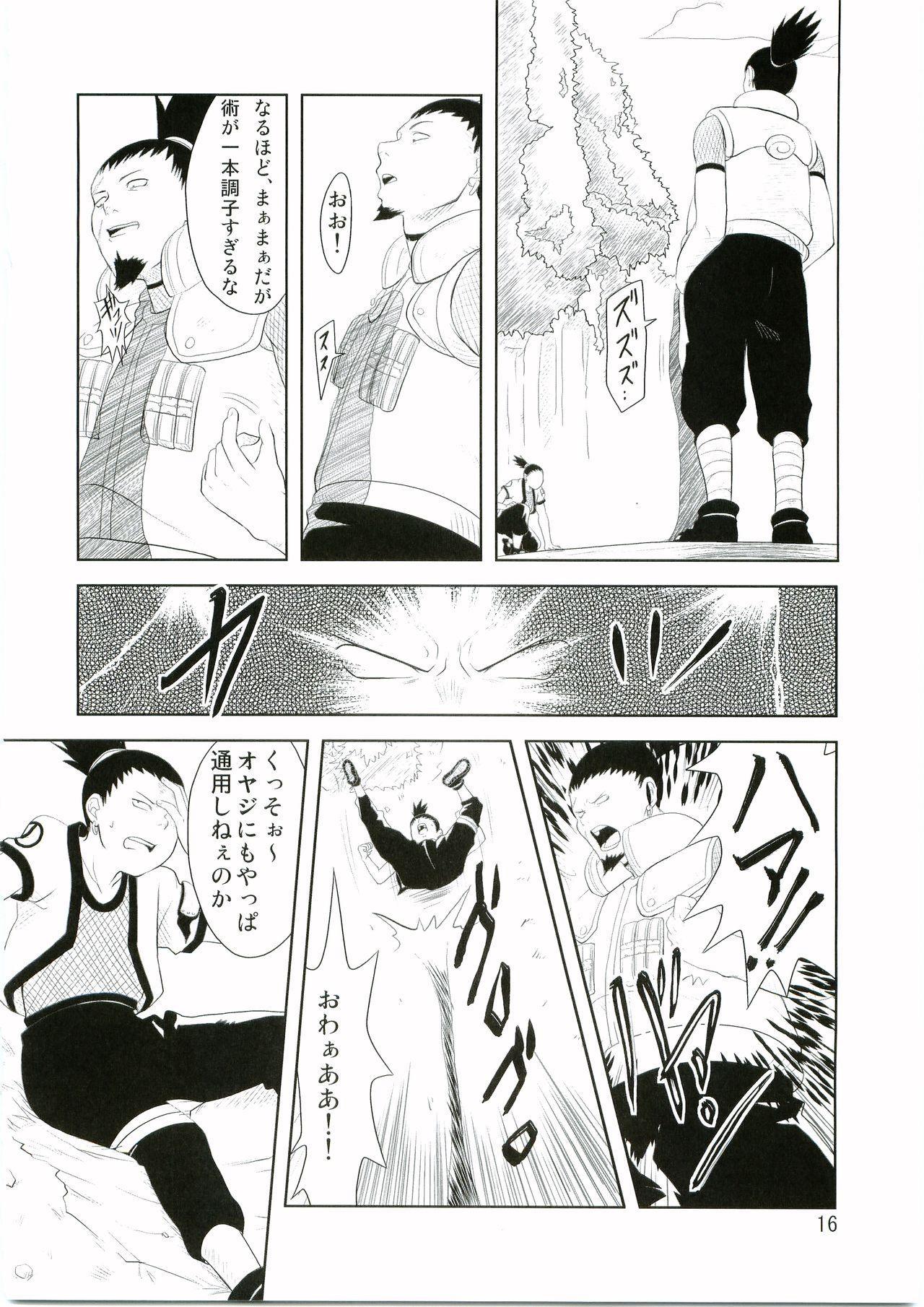 Shinobi no Kokoroe 16