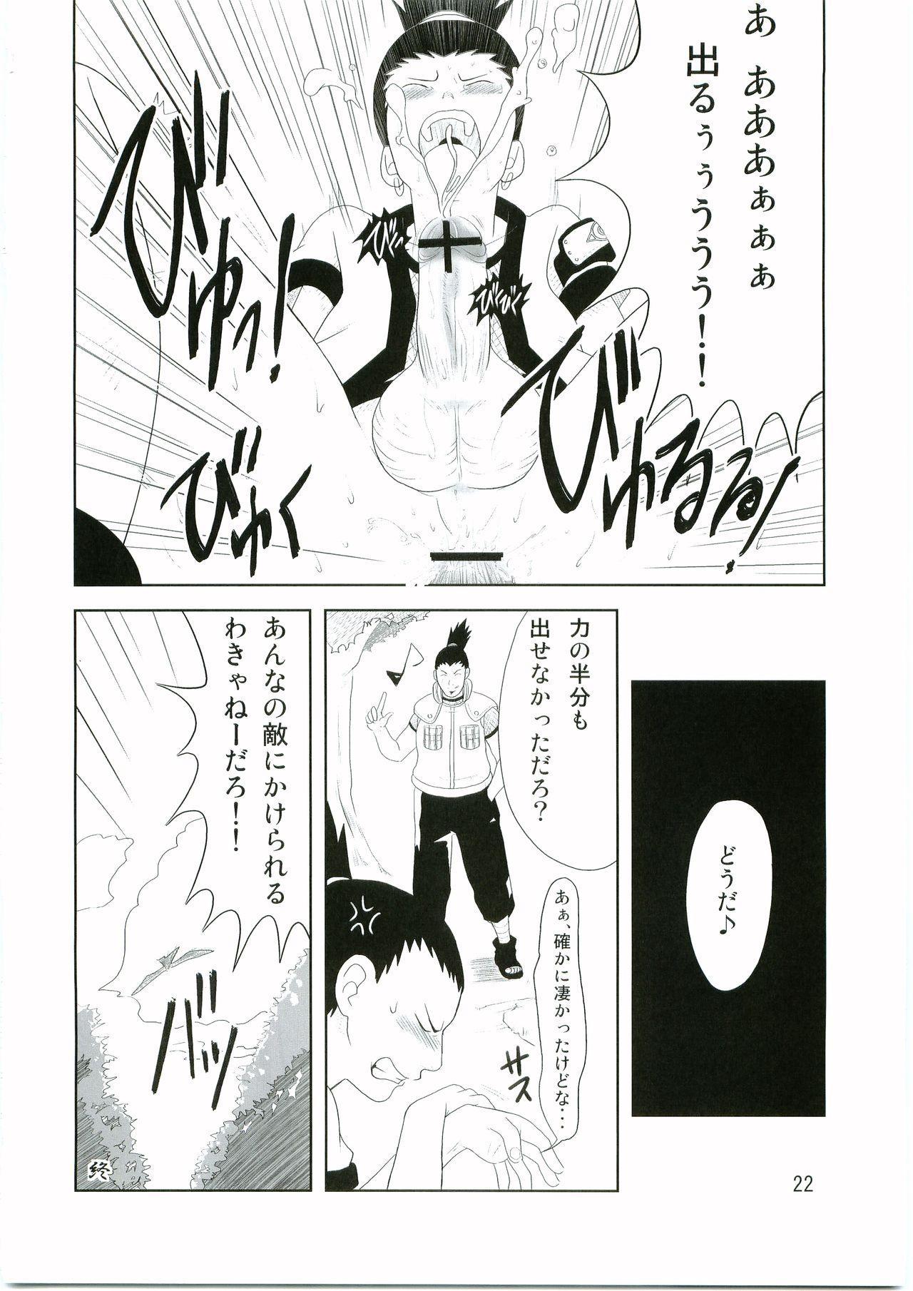 Shinobi no Kokoroe 22