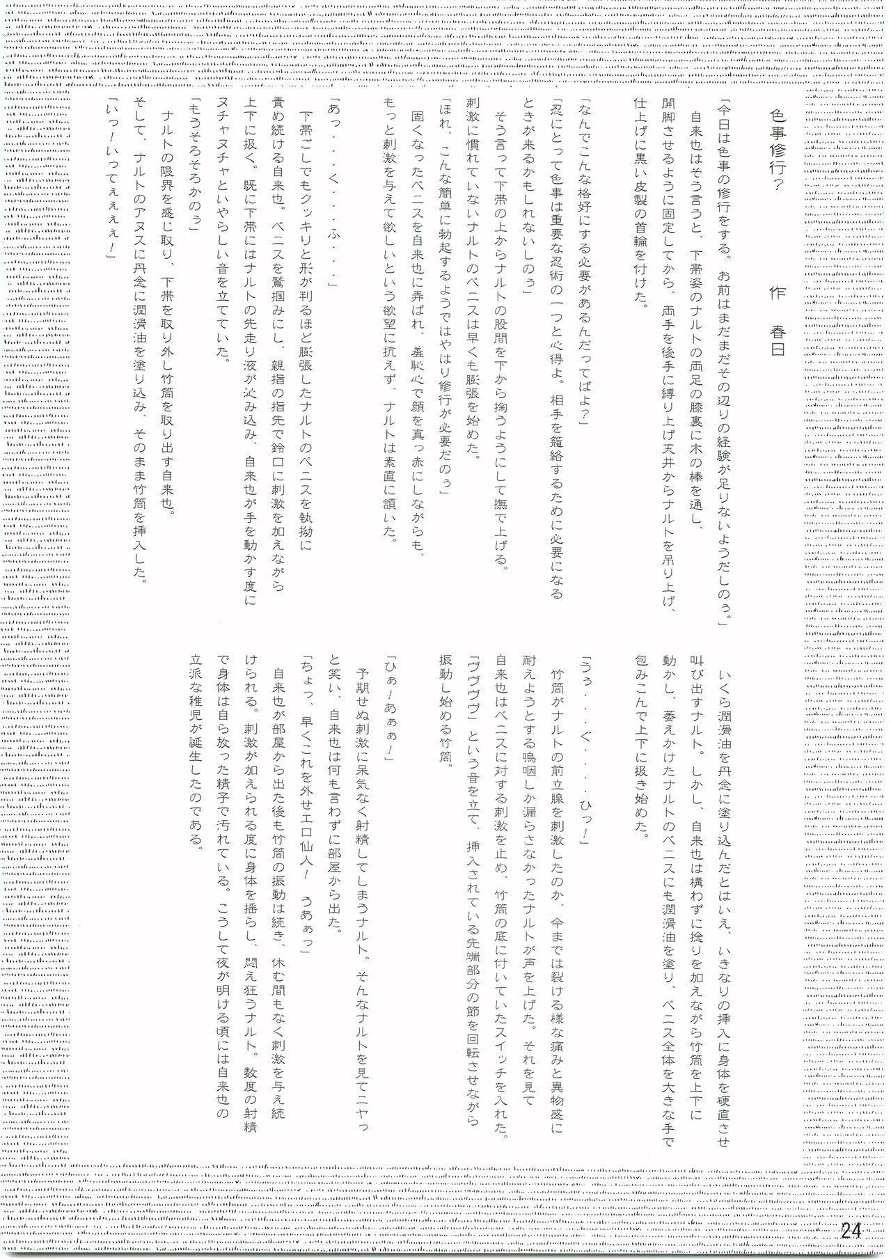 Shinobi no Kokoroe 24