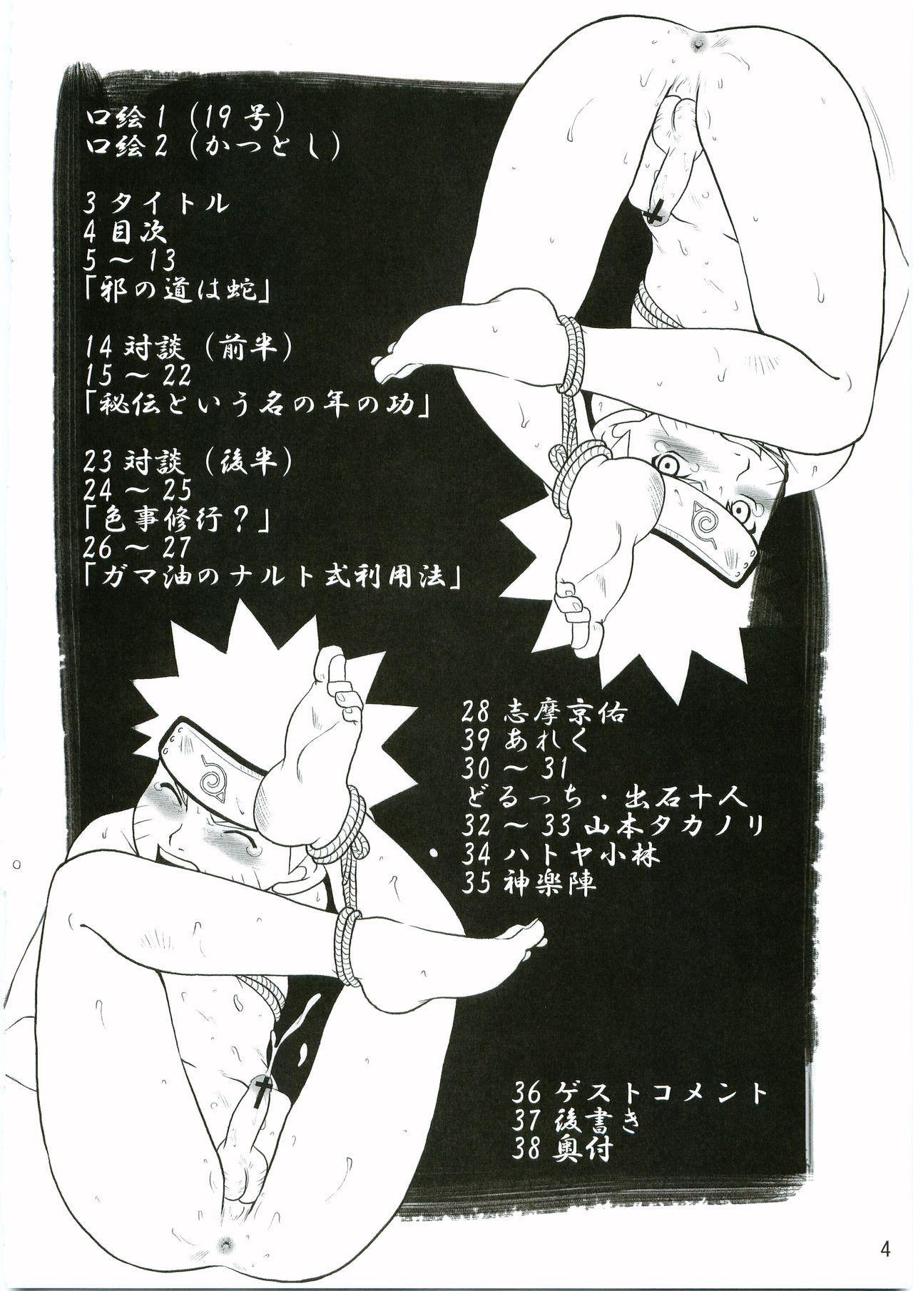 Shinobi no Kokoroe 4
