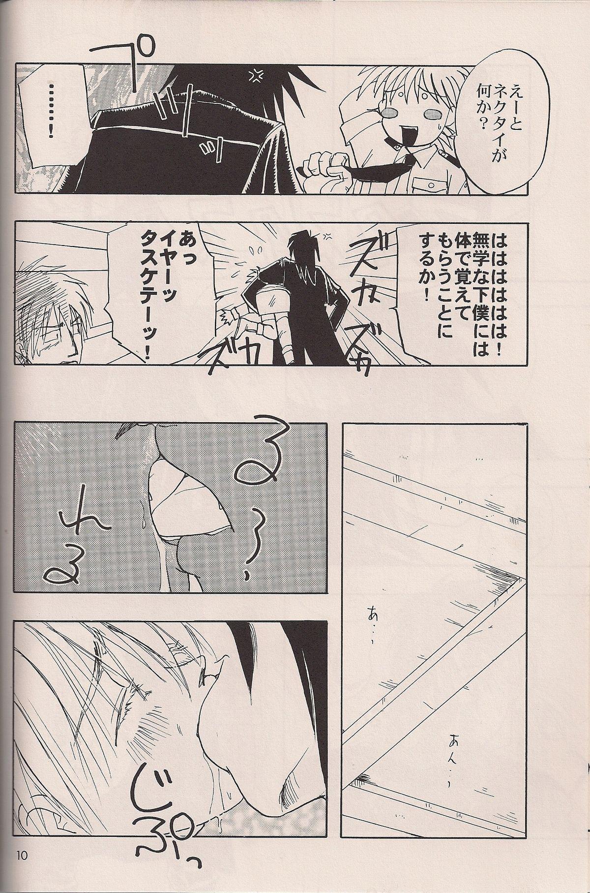 Enzai no Kiroku 8