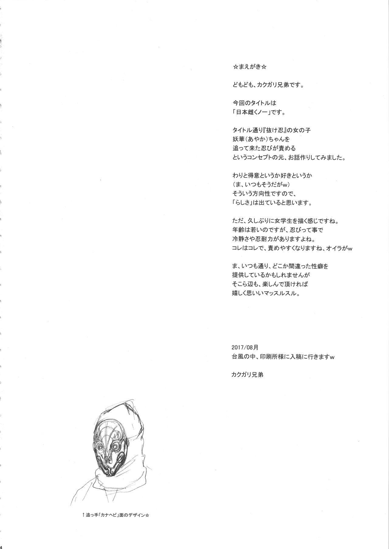 Nippon Mesu Kunoichi 2