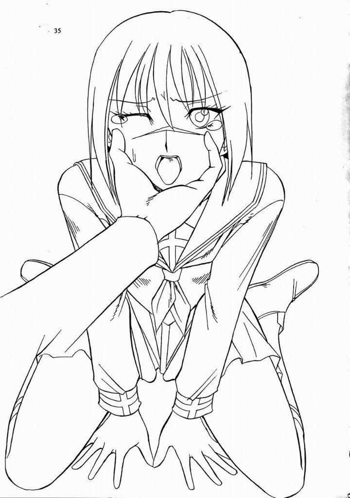 Semedain G Works Vol. 24 - Shuukan Shounen Jump Hon 4 33