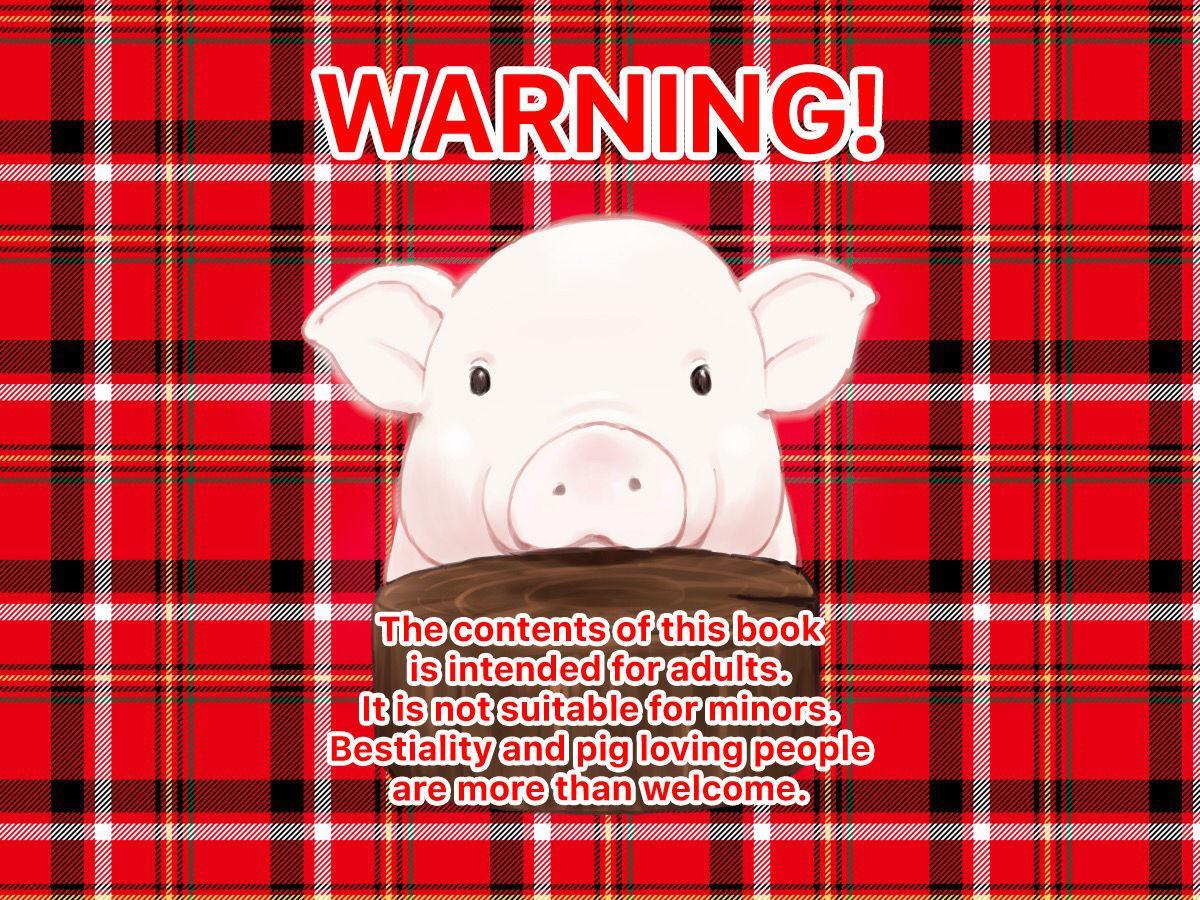 [pink-noise (Mizuiro Megane)] Doubutsu Noujou 3-biki no Kobuta-chan Hen - Animal Farm 2 The Three Little Pigs [English] [Neeko7] 1