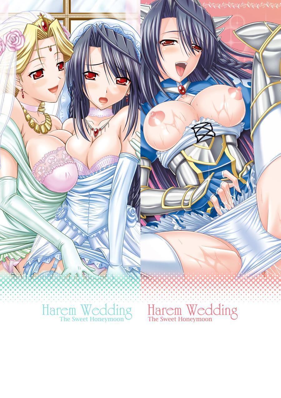 Harem Wedding The Sweet Honeymoon 223