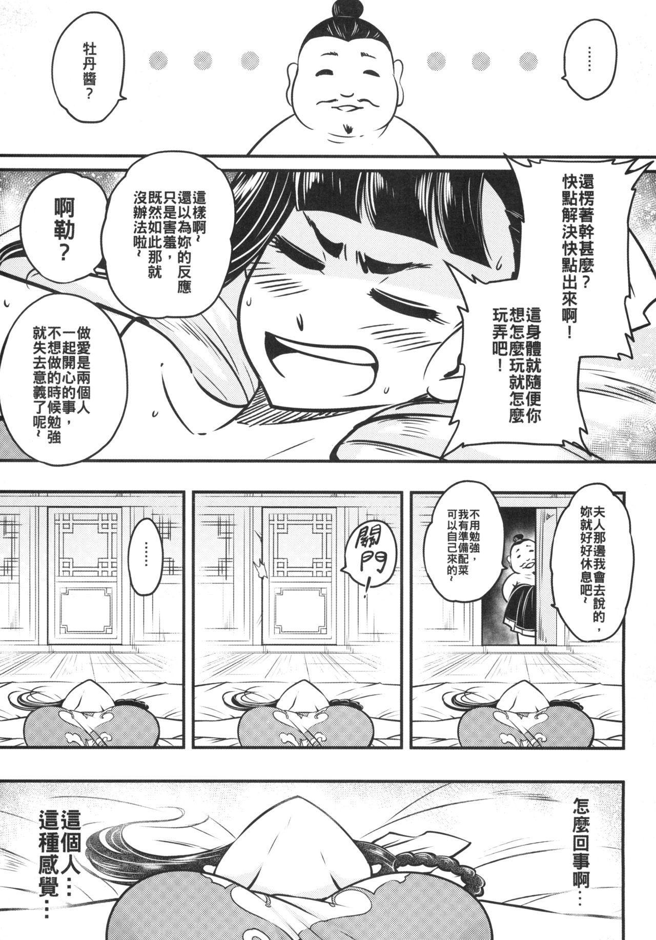 Hyakkasou3 《Hekigan rasetsu no gyakushuu》 4