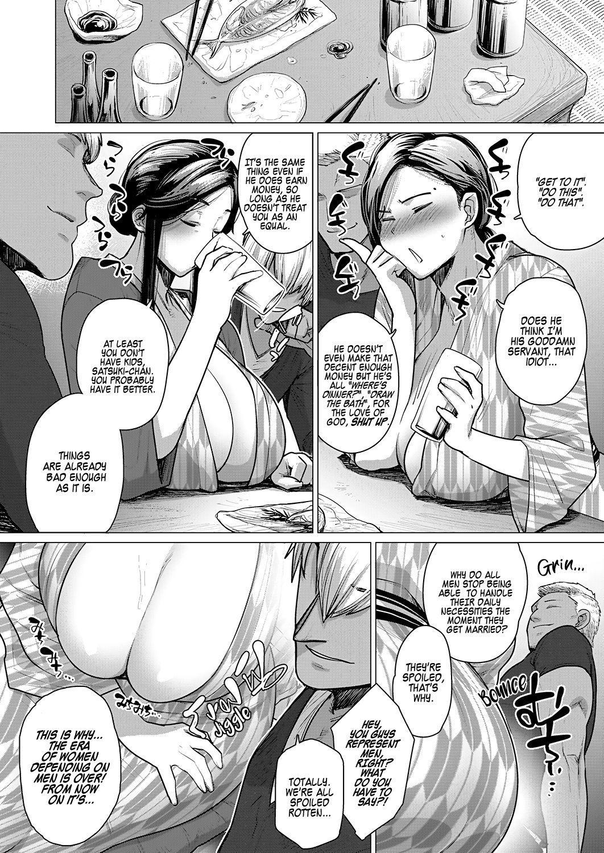 [Buppa Studio (Etuzan Jakusui)] Hitozuma Nanpa NTR Onsen - Ryokousaki de Nakayoku Tanetsuke Saremashita   Picking Up Married Women At The NTR Hot Springs - Mating At The Trip Destination [English] [Hive-san] 5