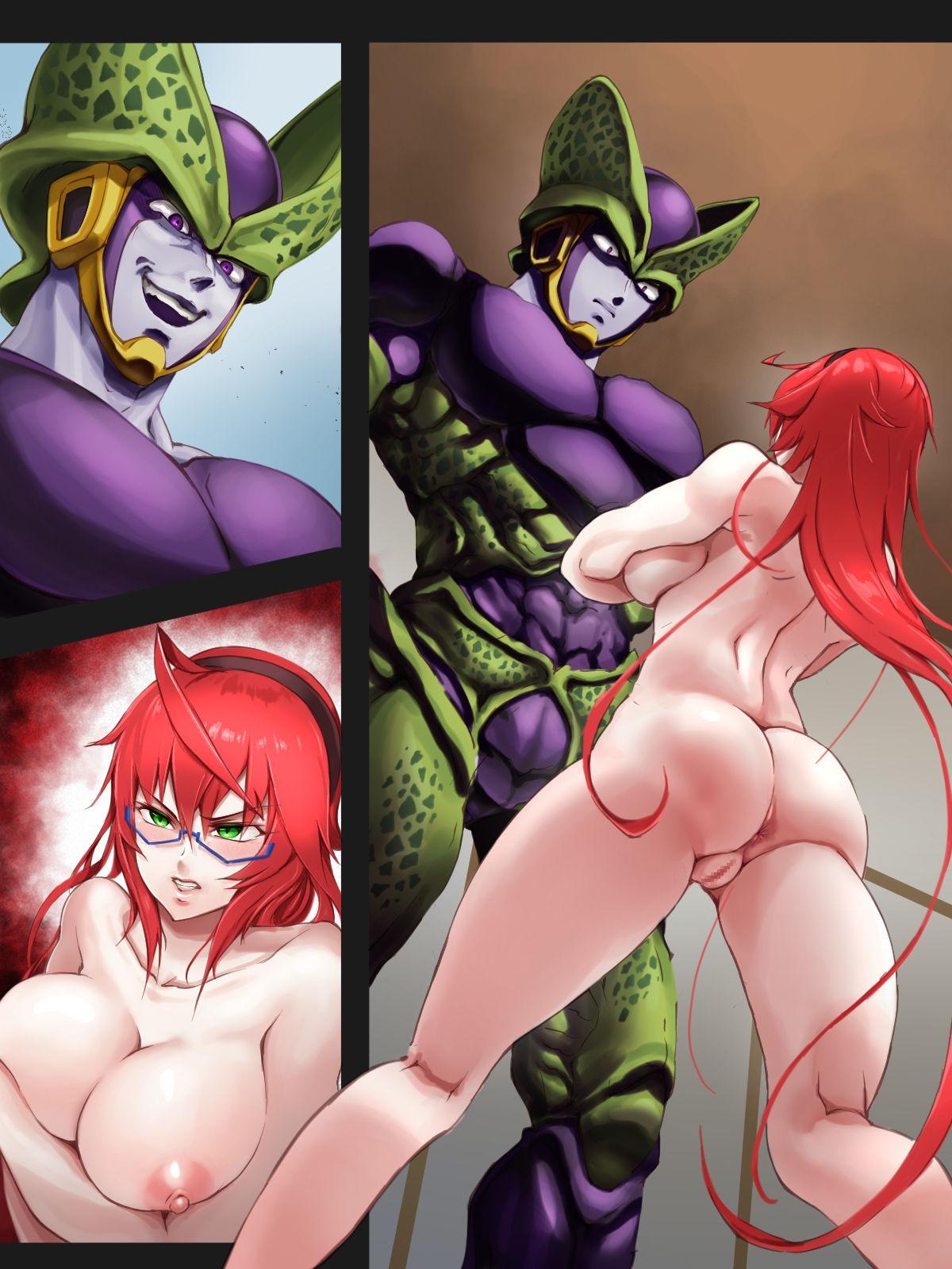 IS Absorb Heroines vol. 1 Velvet Hell 11