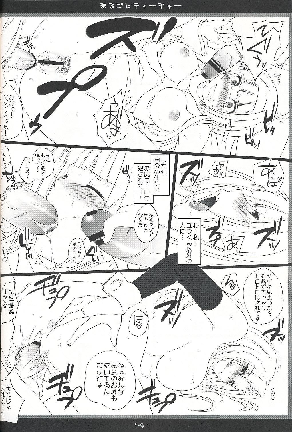 Teacher Marugoto 12