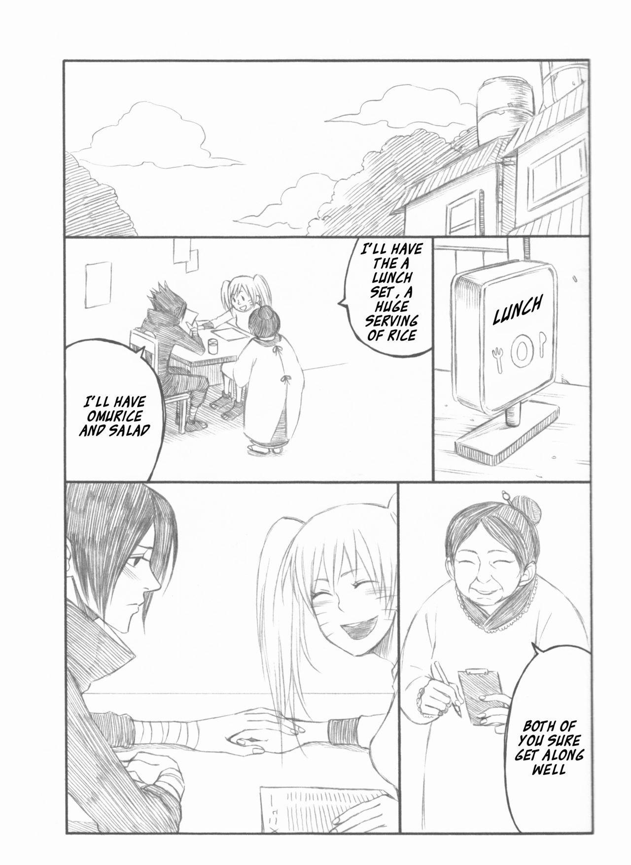 (C75) [Pierre (Garakuta Sochi)] Dream Passport (Naruto)[English] [Squigglesjp]ongoing 113