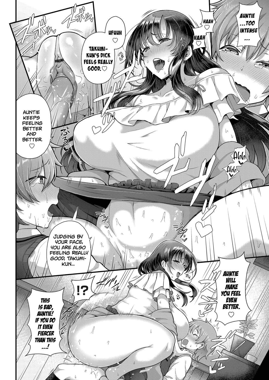 [Tawara Hiryuu] Tomo Haha to Asobo! ~Amakute Ecchi na Fudeoroshi~   Playing With Your Friend's Mother! ~A Sweet and Naught Deflowering~ (COMIC Grape Vol. 68) [English] [At4r1] 11