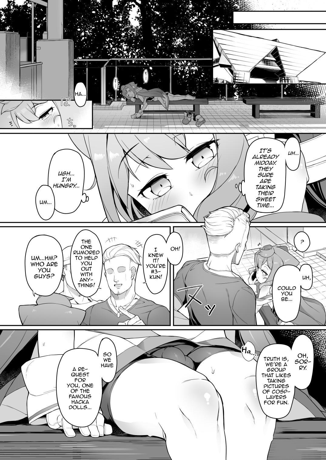 Natsu no Hacka Doll Satsueikai! 2