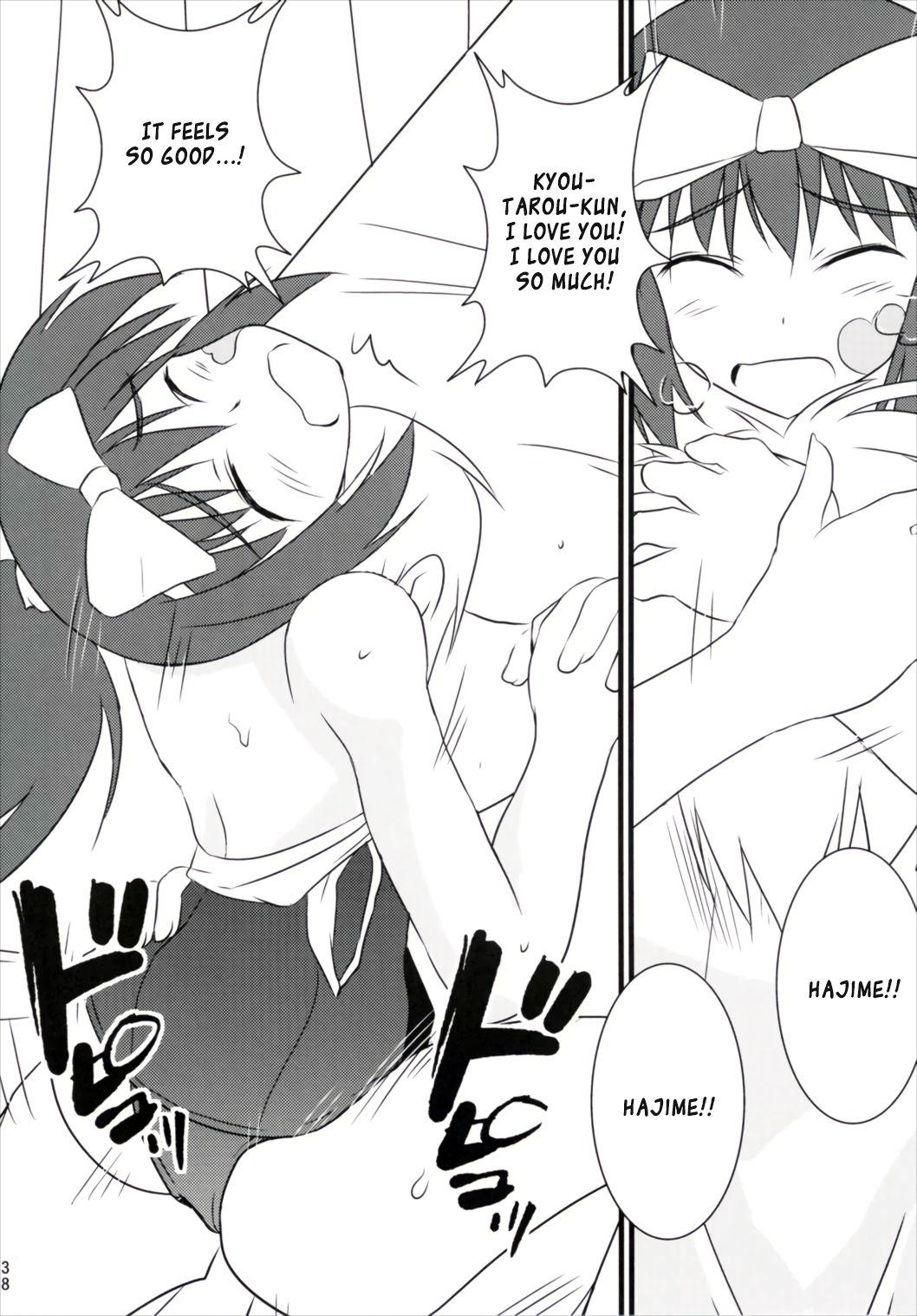 Hajimete no Sailor Fuku | Hajime's First Sailor Suit 37