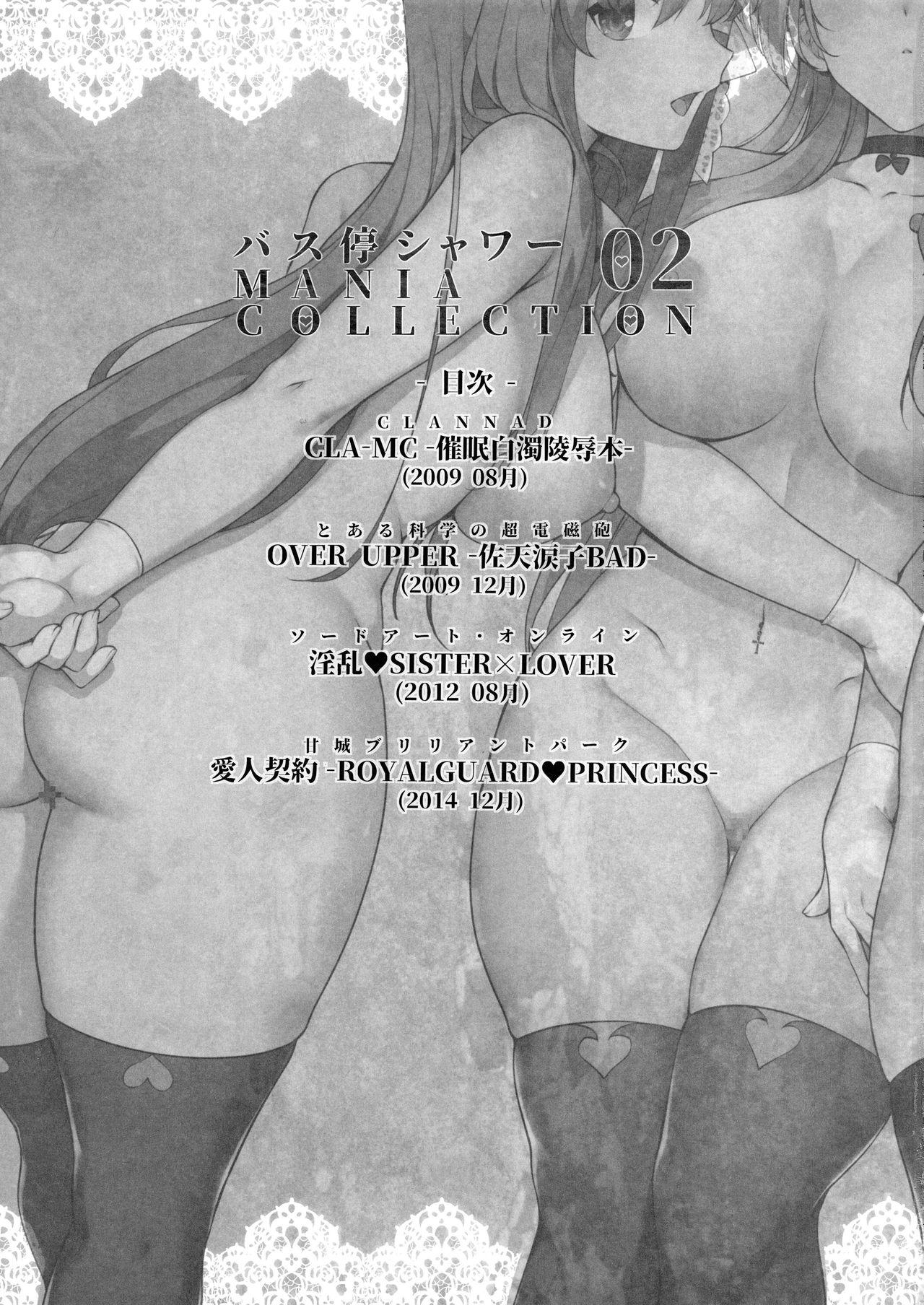 Basutei Shower Soushuuhen MANIA COLLECTION 02 1