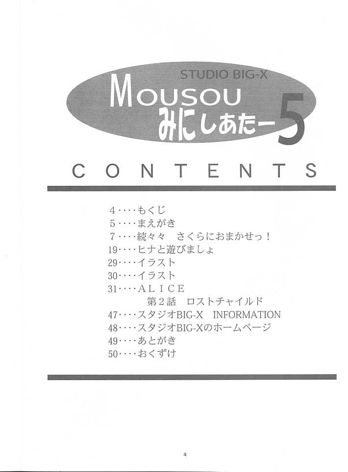 Mousou Mini Theater 5 2