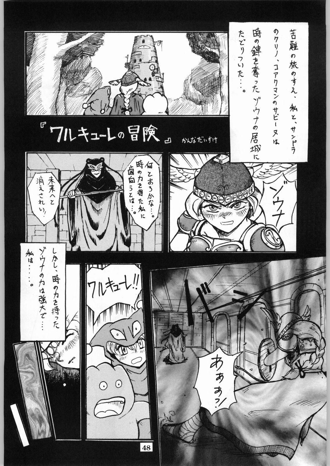 Shikiyoku Hokkedan 8 47