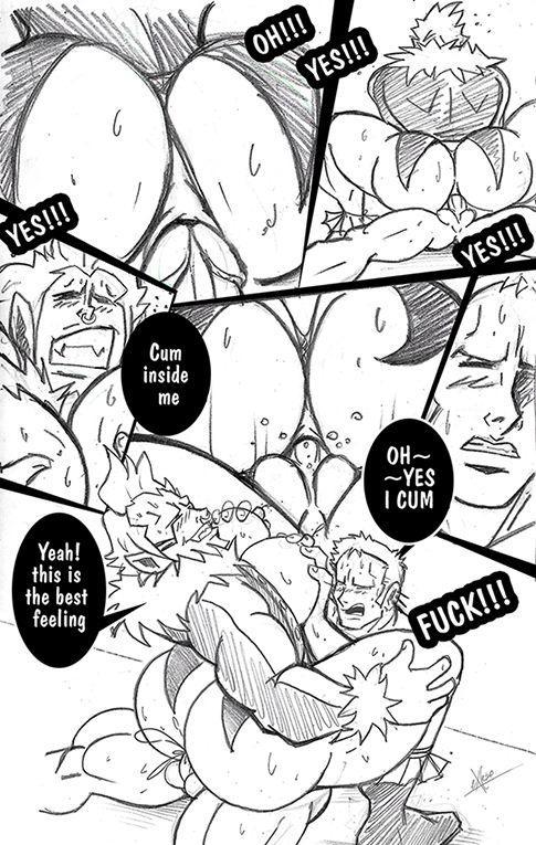 Bartolommeo finally fucks one of Luffy crew 3