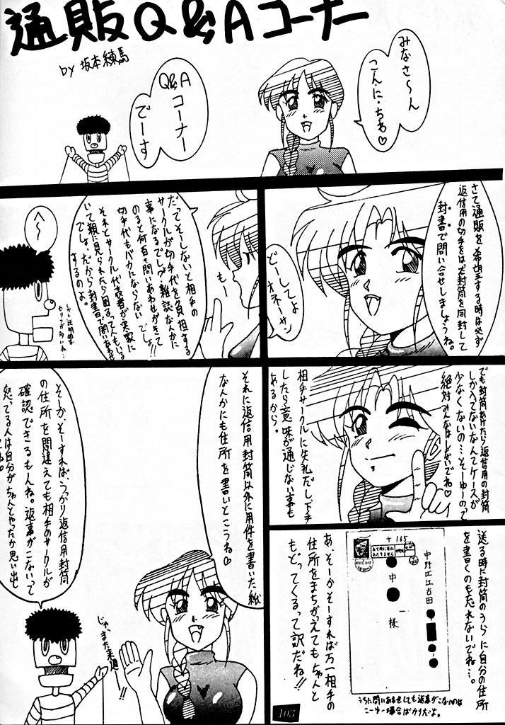 Zenigata NAN DEMO-R 101