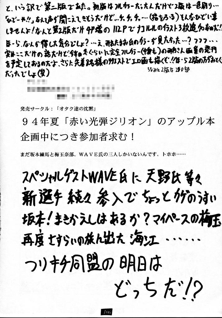 Zenigata NAN DEMO-R 104
