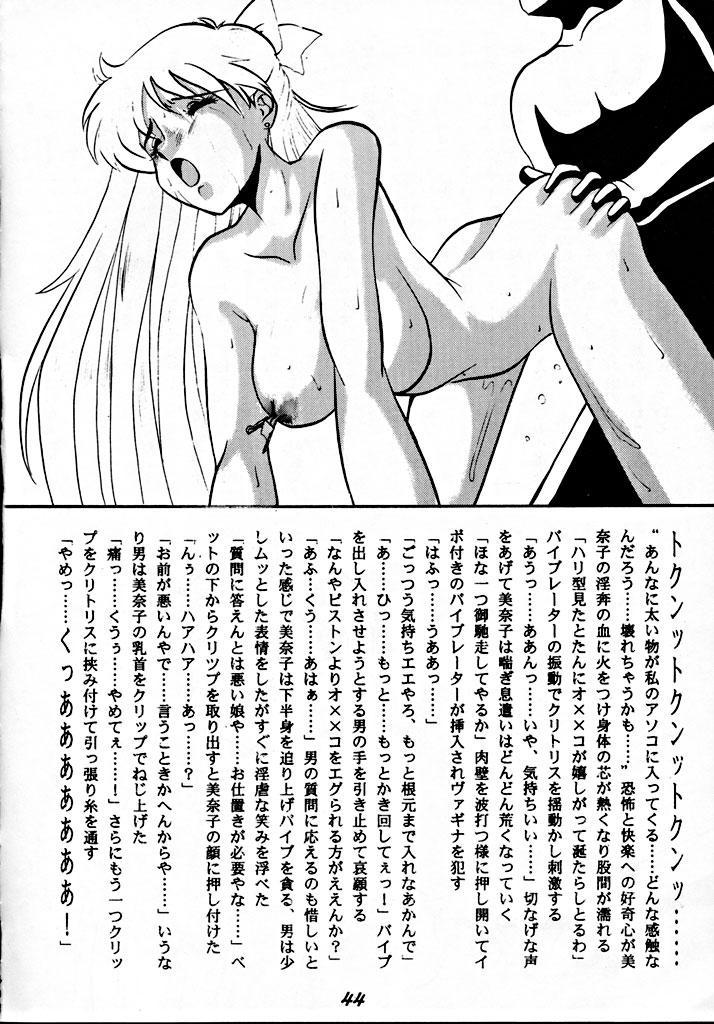 Zenigata NAN DEMO-R 42