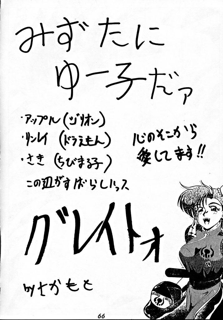 Zenigata NAN DEMO-R 64