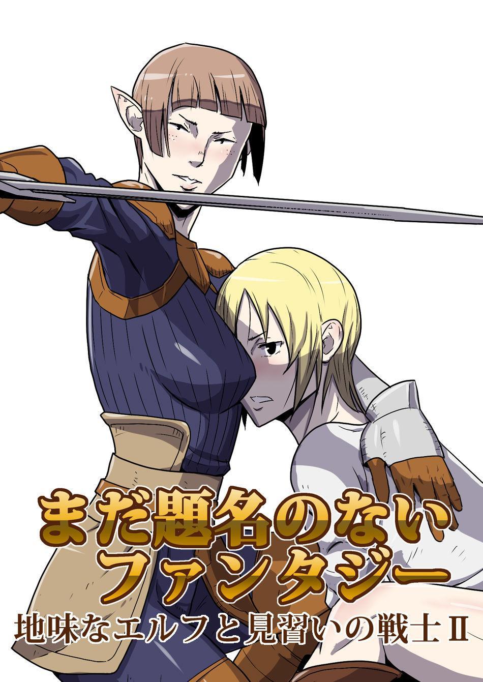 Mada Daimei no Nai Fantasy - Jimi na Elf to Minarai no Senshi II 0