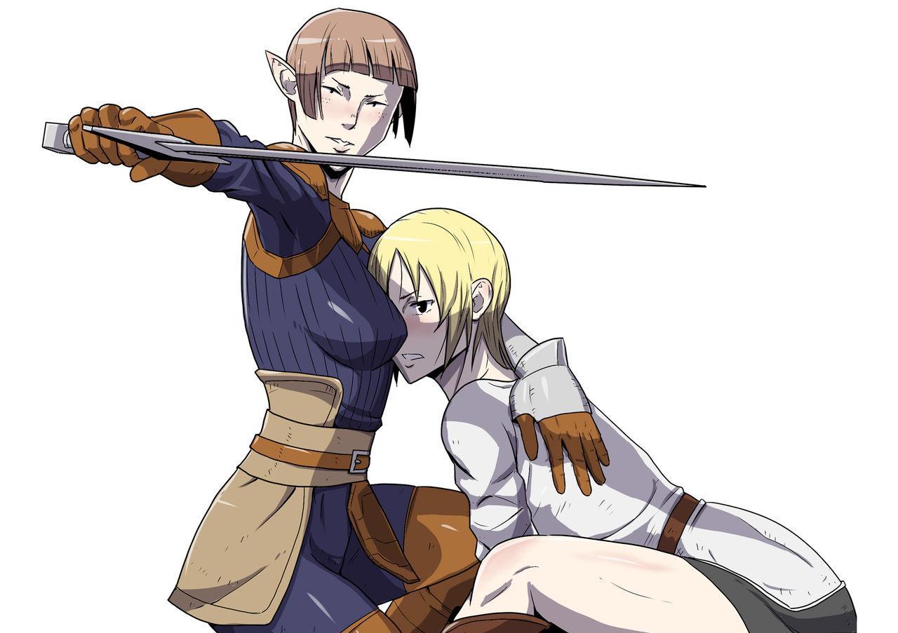 Mada Daimei no Nai Fantasy - Jimi na Elf to Minarai no Senshi II 20
