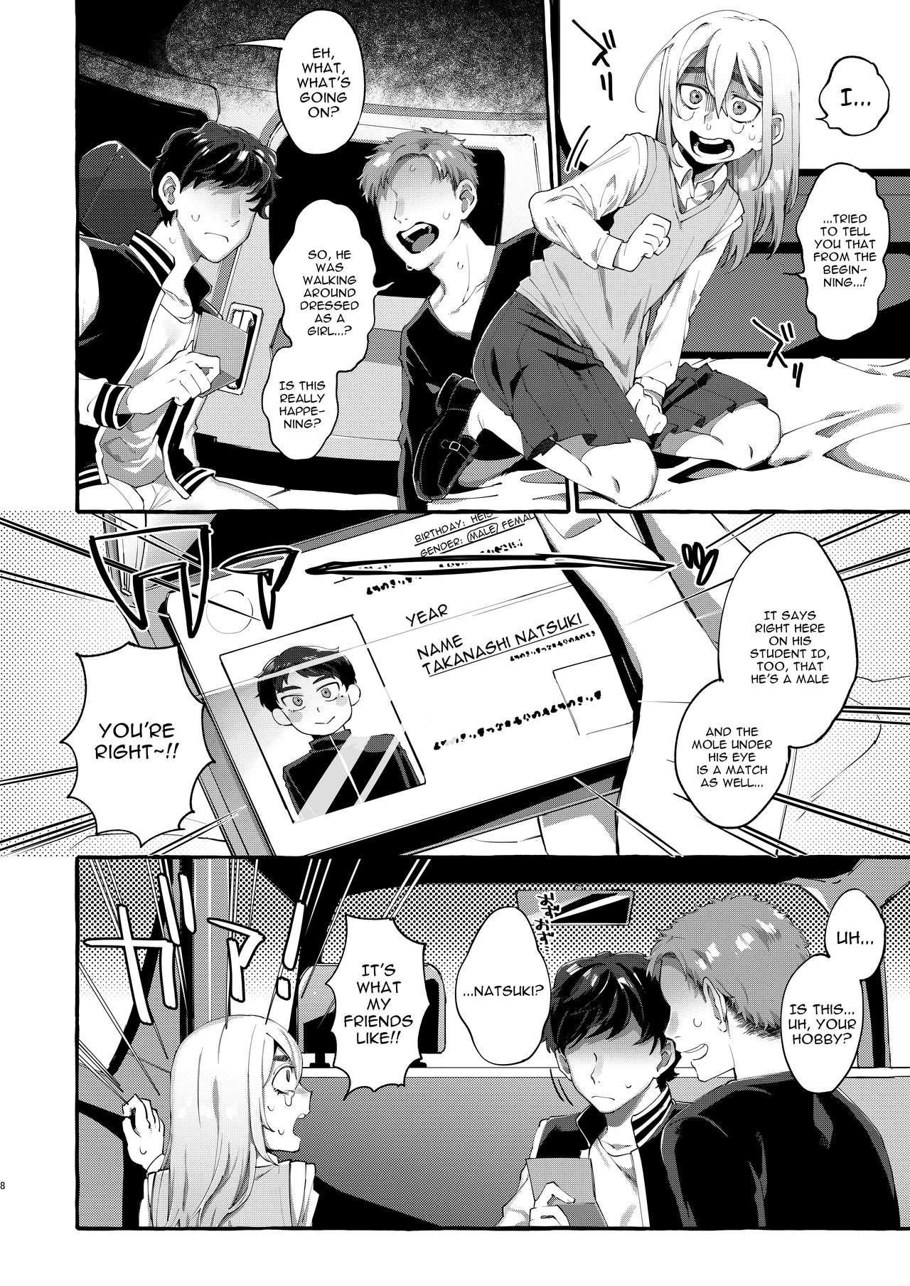 Joshigakusei o Rachi Yuukai Shita to Omottara Otokonoko datta.  We Thought We Kidnapped and Drove Away with a Girl Student, but It Turned out to be a Girly Boy. 6