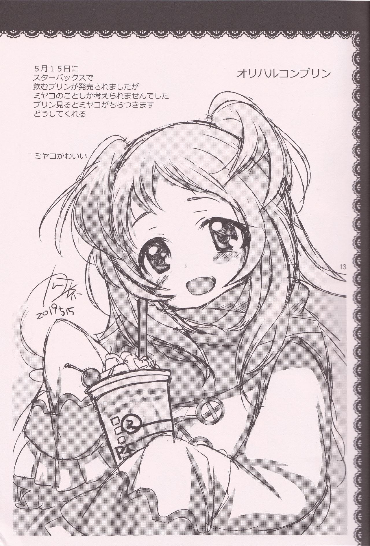 Aruji-sama ni Naisho no Memory Piece 11