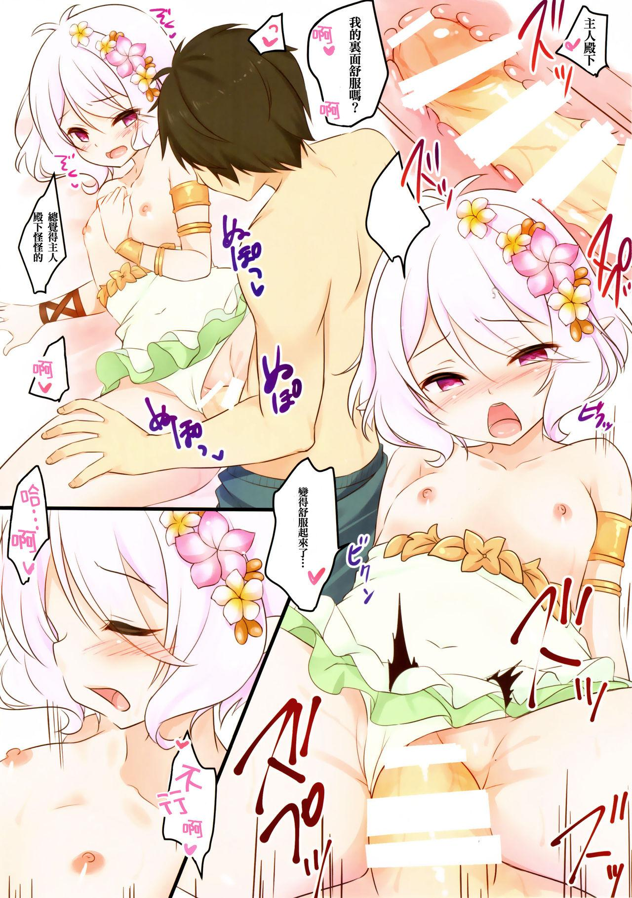 Kokkoro-tan to Natsuyasumi 11