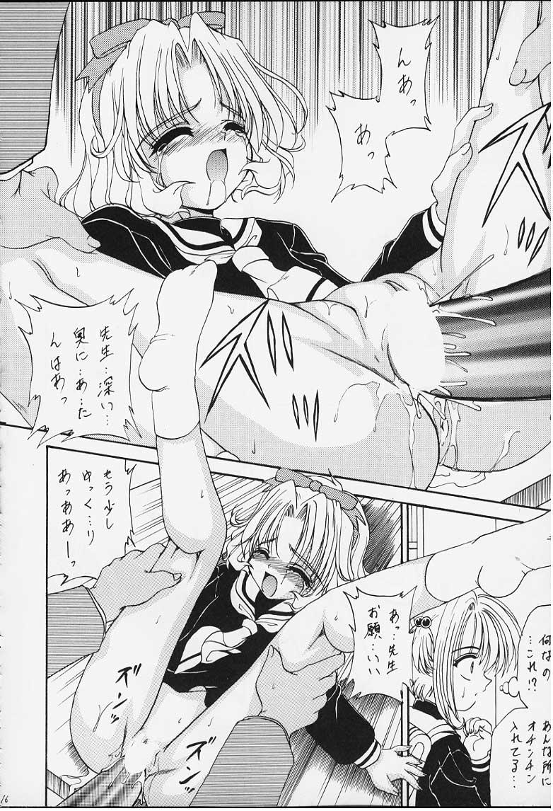 STALE WORLD IX&X Card Captor Sakura vol.3&4 REMIX 14