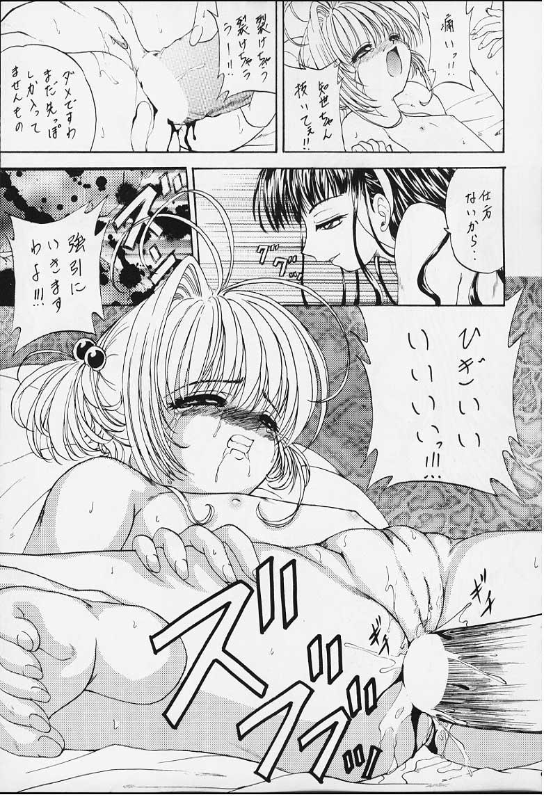 STALE WORLD IX&X Card Captor Sakura vol.3&4 REMIX 42