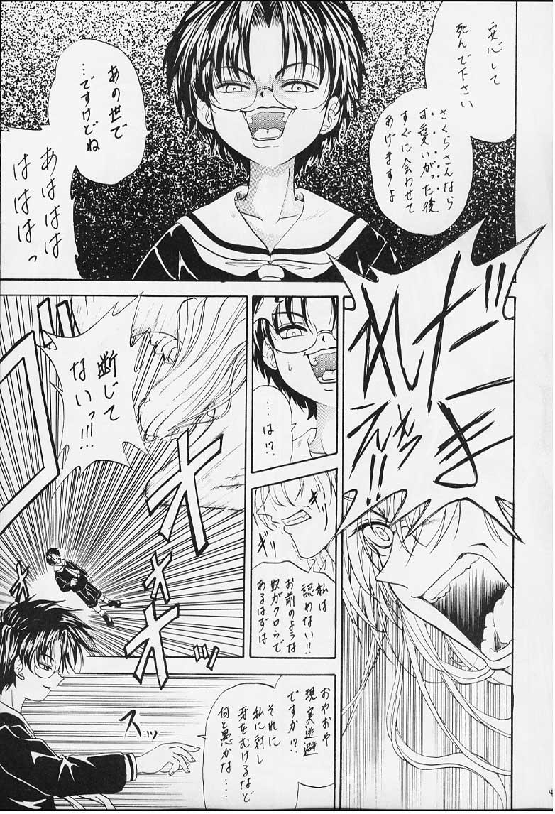 STALE WORLD IX&X Card Captor Sakura vol.3&4 REMIX 46