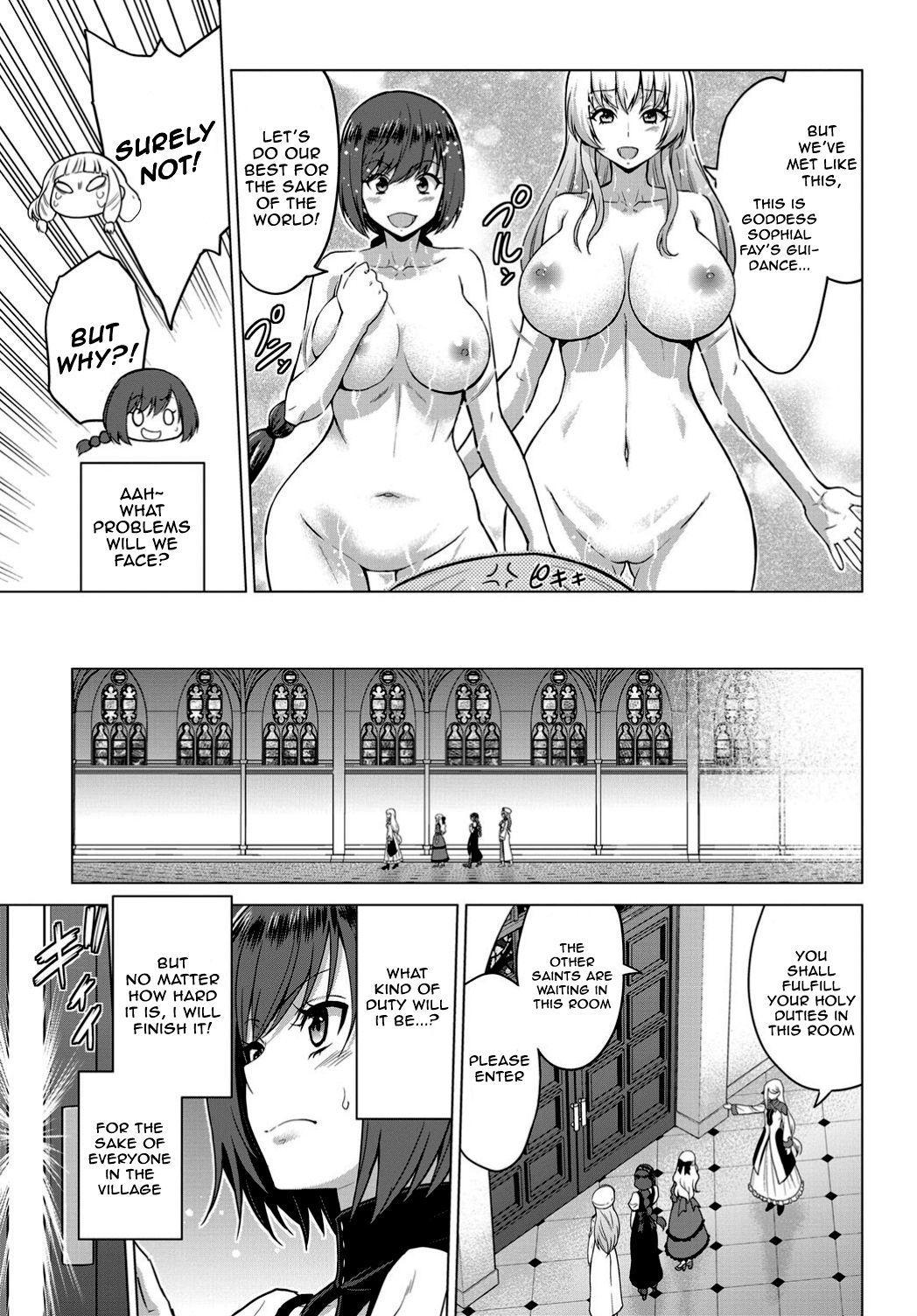 [Yamada Gogogo] Seijo no Rakuin -Annunciation of despair- #01 (COMIC BAVEL 2019-11) [English] {Stopittarpit} [Digital] 12