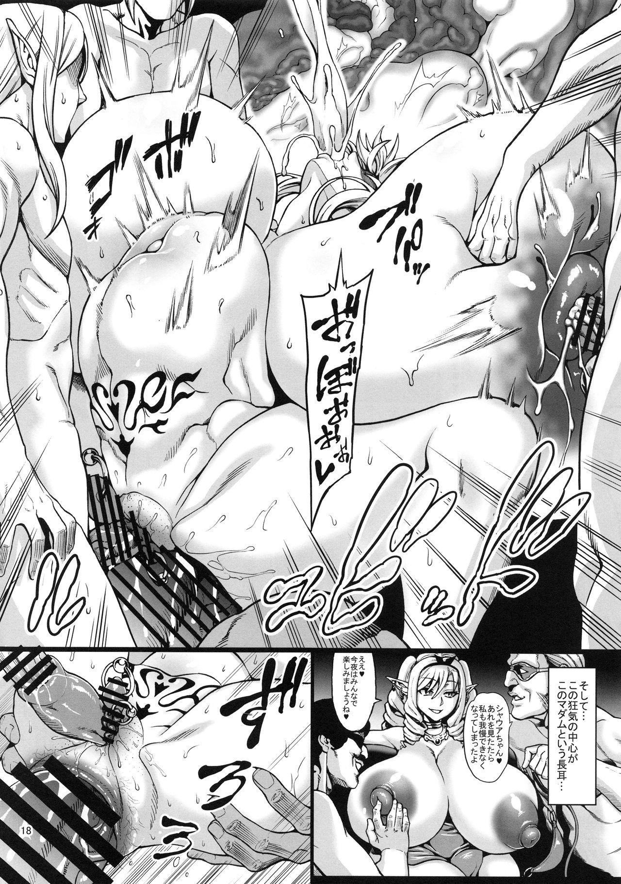 Houjou no Reizoku Elf 5 + Omake no Matome Sono 2 18
