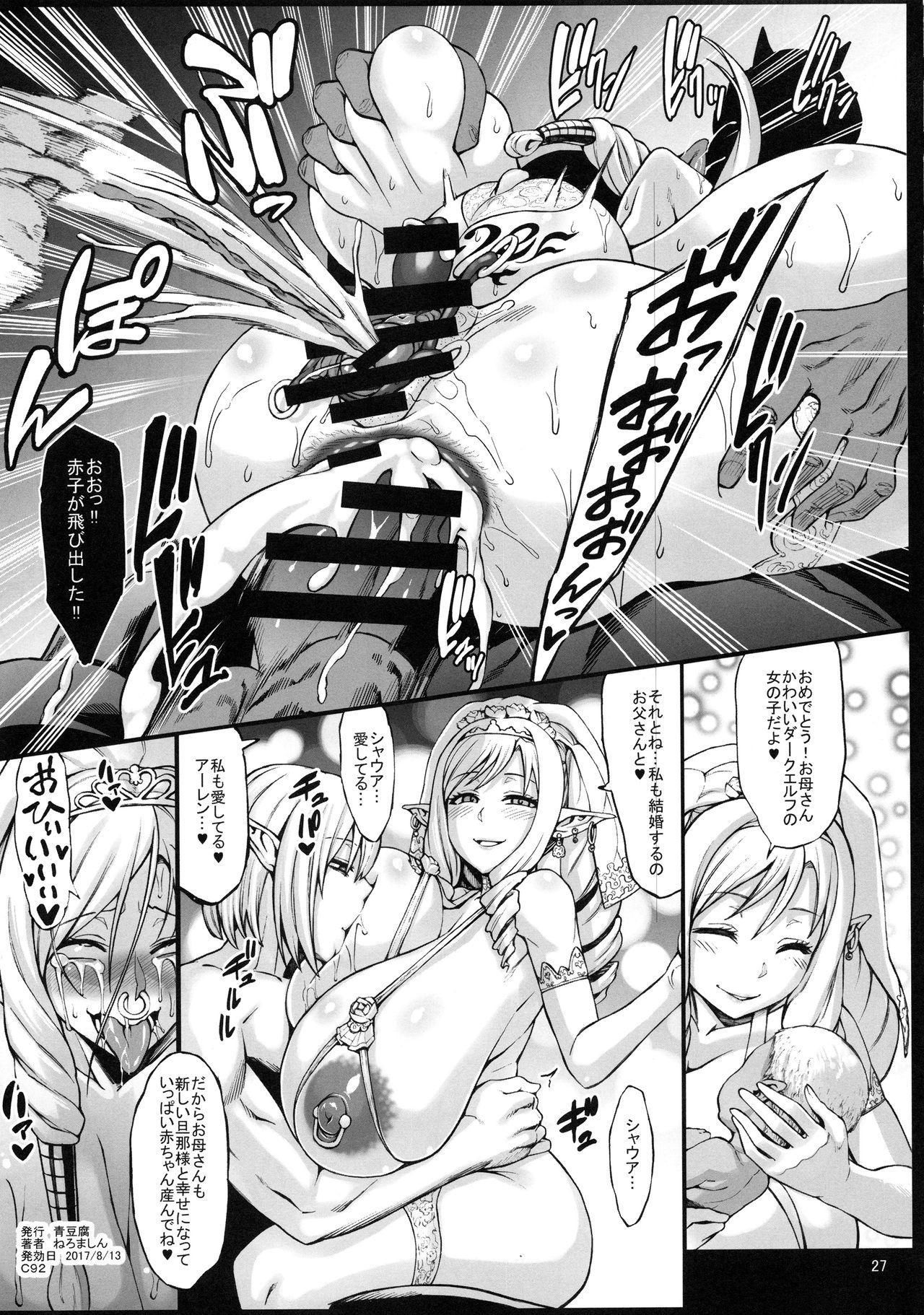 Houjou no Reizoku Elf 5 + Omake no Matome Sono 2 27