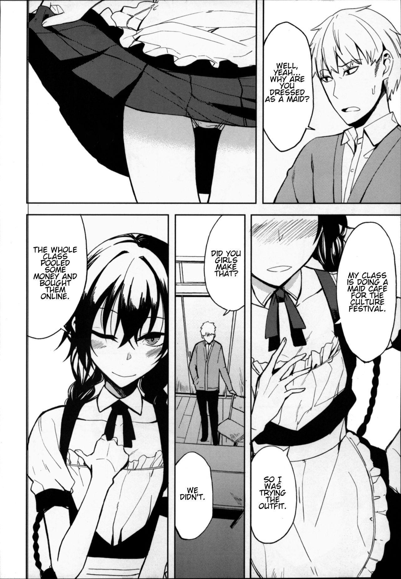 Kouhai-chan ni Eroi Koto Sareru Hon 6 2
