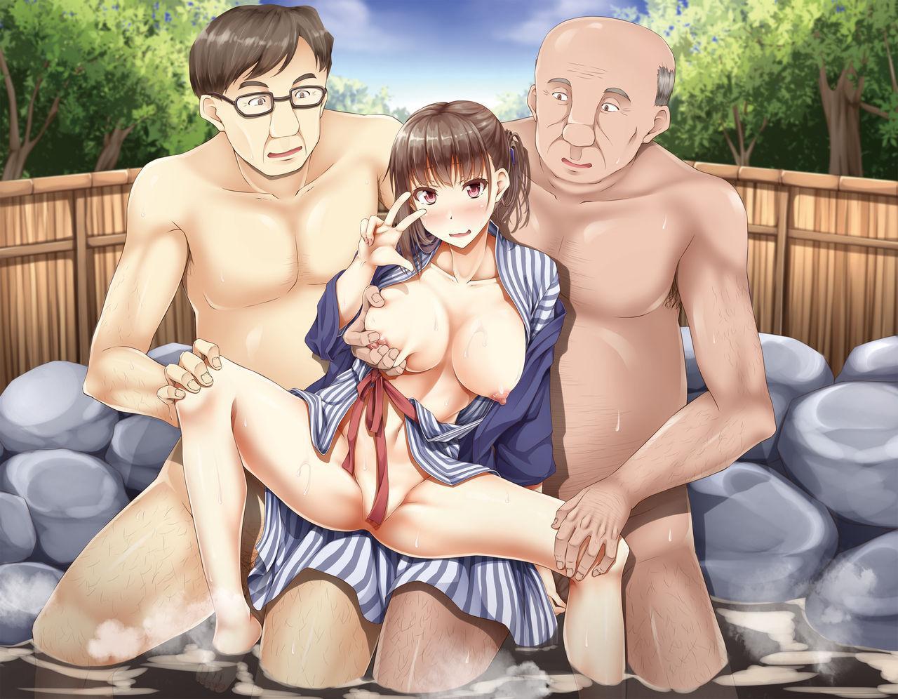 """Igarashi Yuzuha Choukyou Nisshi 4 """"Papa... Watashi o Mite..."""" 21"""