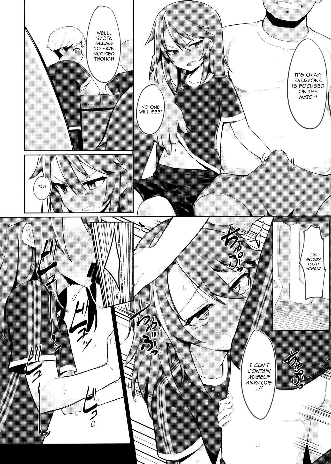 (C97) [Petit Machiya (kylin)] Minna no Haru-chan | Everyone's Haru-chan (THE IDOLM@STER CINDERELLA GIRLS) [English] [aerozext] 20