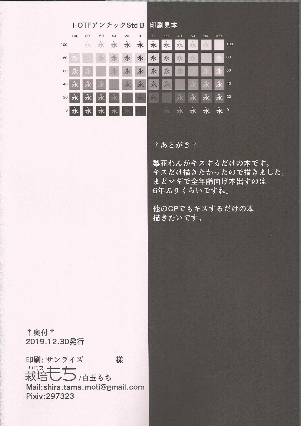 Rika Ren ga Kiss Suru dake 16